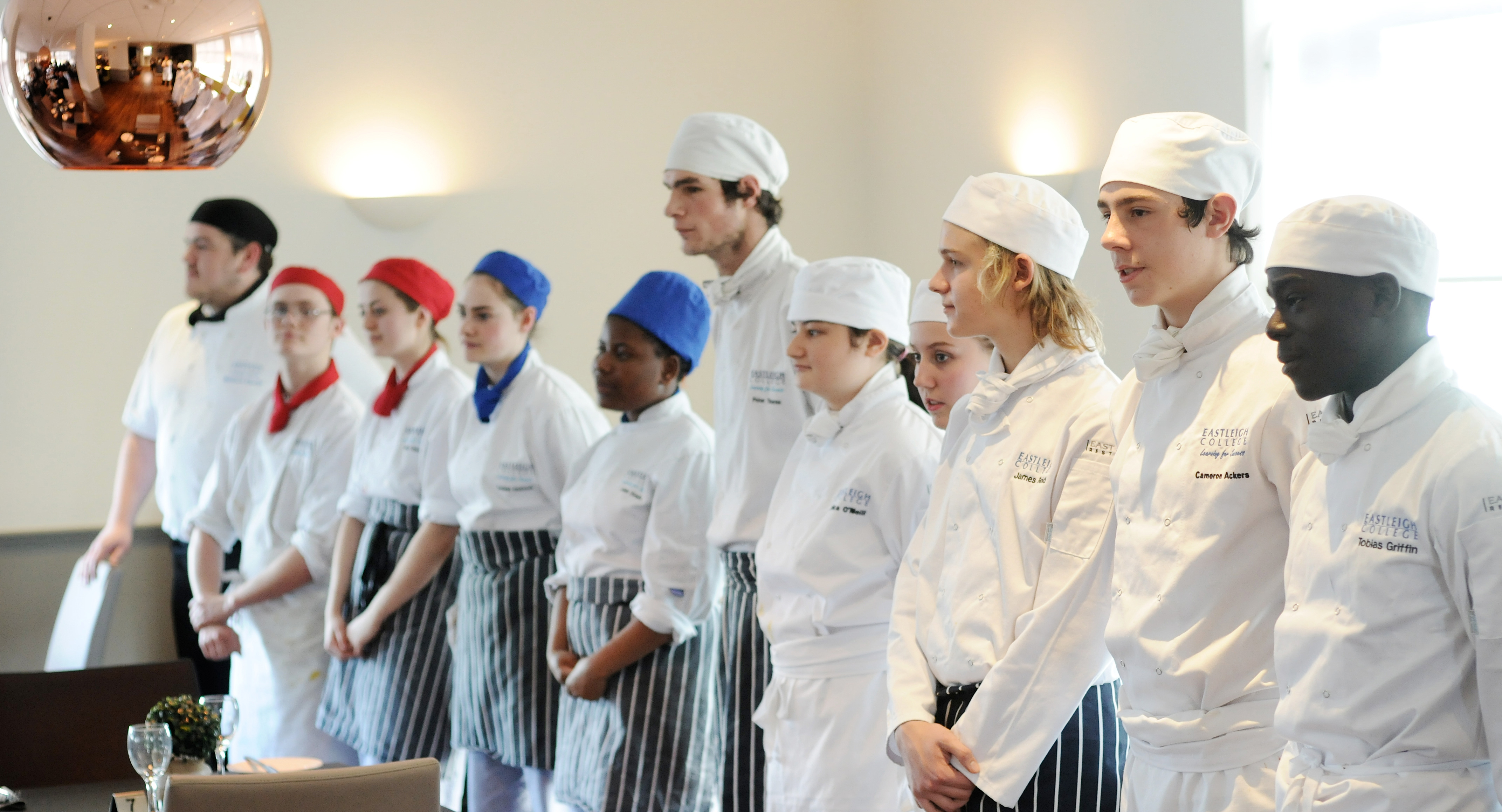 The Junior Chefs Programme is looking for recruits!