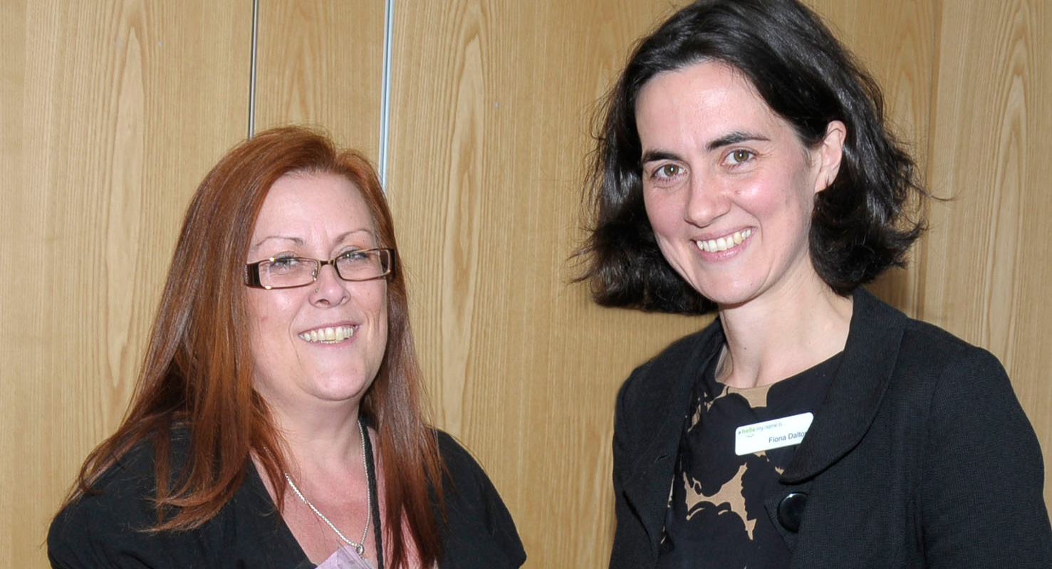 Functional Skills tutor receives formal recognition from Southampton General Hospital